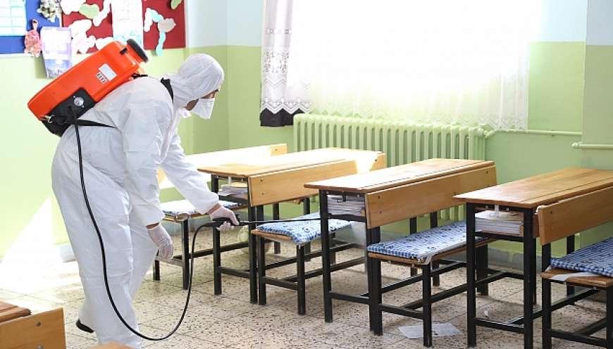 Dezenfekte ve ilaçlama